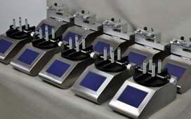 Packaging testing equipment: AT2E's TMV Torquemeters